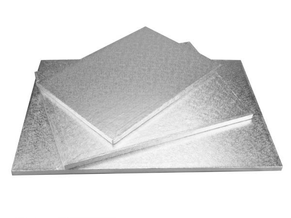 Kuchenplatte 12mm Rechteck 51x36cm