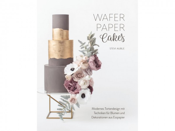 Wafer Paper Cakes - Stevi Auble