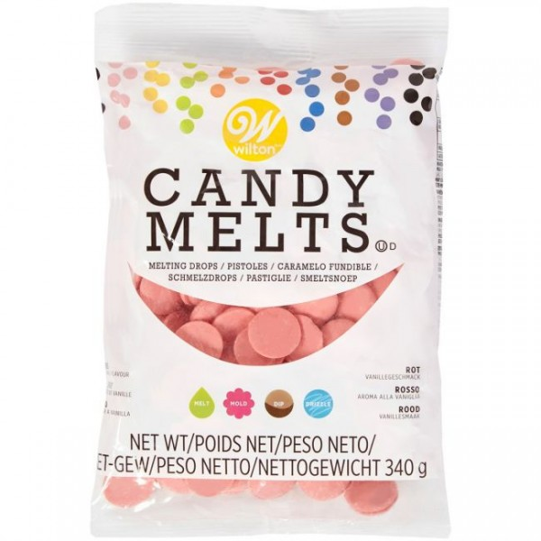 Wilton Candy Melts Rot