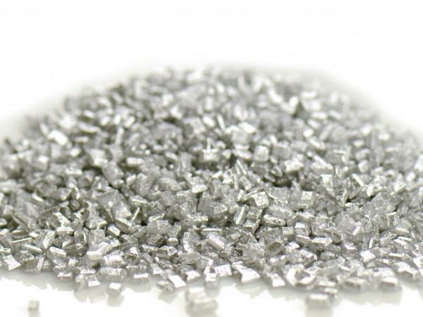 Zuckerstreu silber Glimmer 100g