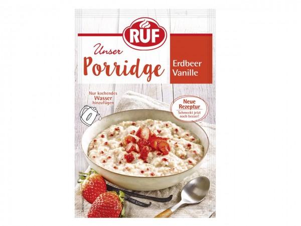 Porridge Erdbeere Vanille 65g