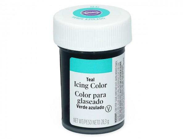 Wilton Icing Lebensmittelfarbe Teal