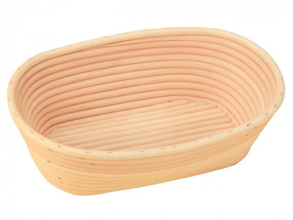 Gärkörbchen oval für ca. 1000g Brote