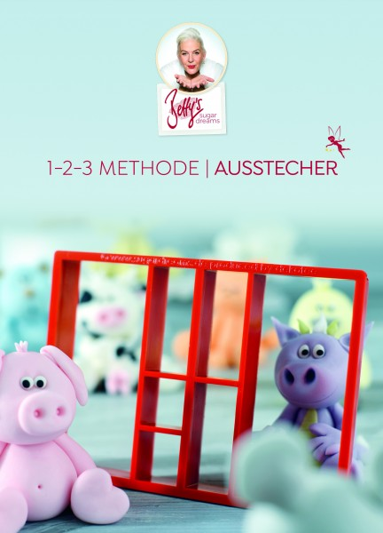 Betty 1-2-3 Methode Ausstecher Figuren Modellieren SugarDreams
