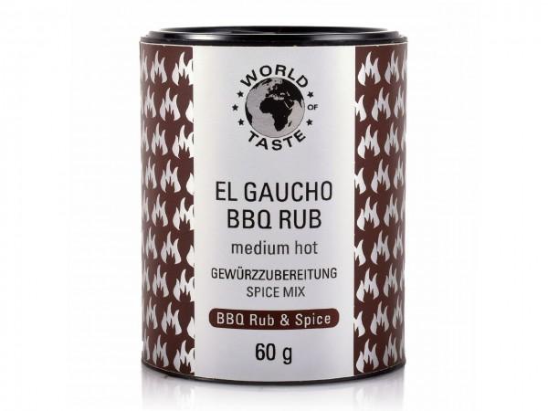El Gaucho BBQ Rub 60g