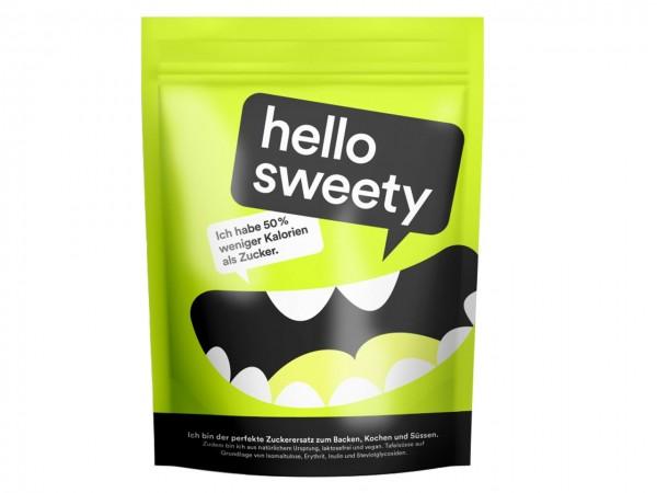 Zuckerersatz 250g Hello Sweety