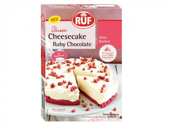 Cheesecake Ruby Chocolate 215g