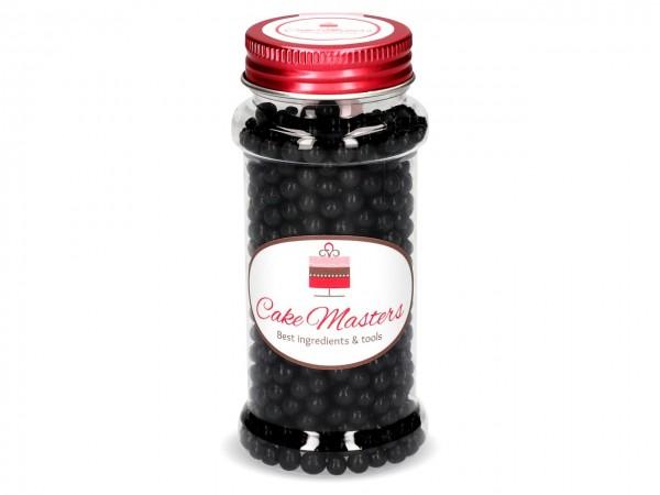 Soft Zuckerperlen schwarz 60g