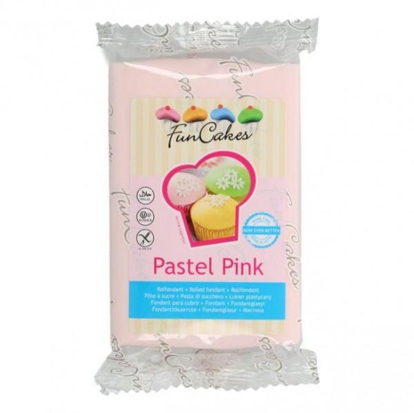 FunCakes Rollfondant Pastel Pink 250gr