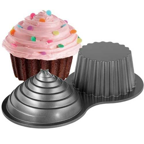 Backform Wilton Dimensions Large Cupcake Pan