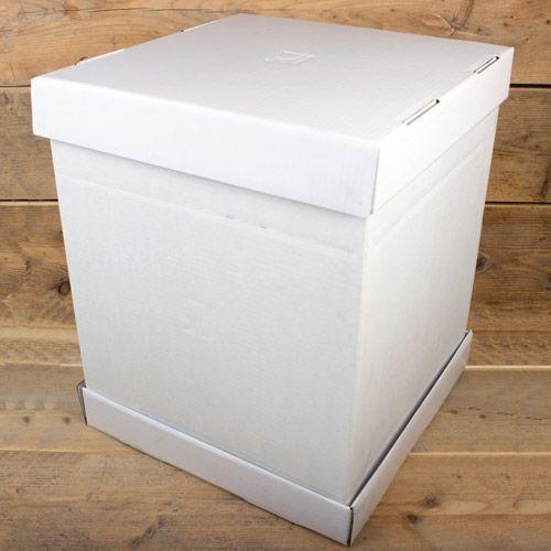 Tortenbox 52 x 52 x 70cm