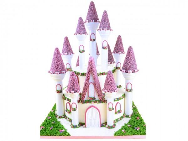 Dekorierset Romantisches Schloss