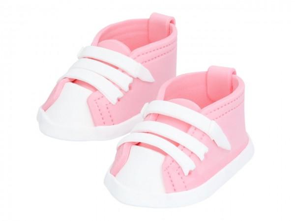 Zuckerdeko Baby Schuhe pink