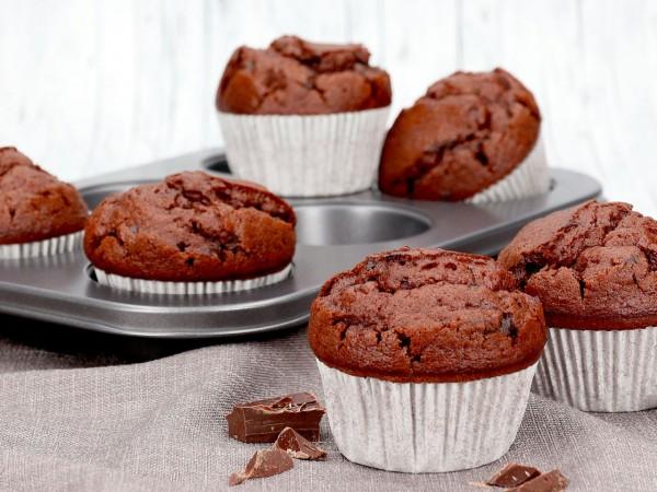 Schoko Muffins glutenfrei 300g