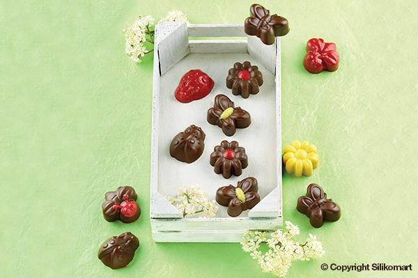 Schokoladenform Choco Springlife