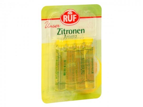 Zitronen Aroma 4er Pack 4x2ml