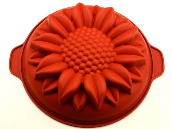 Sonnenblume Silikonform