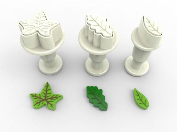 Stempelausstecher mini Blätter