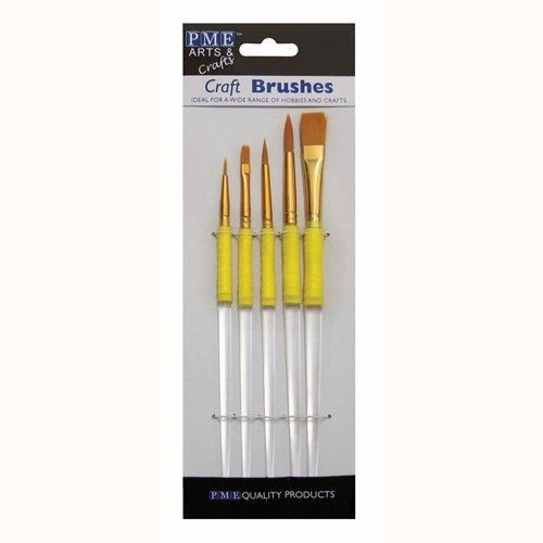 PME Craft Pinsel Set