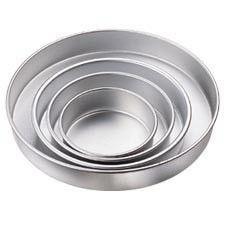 Wilton Performance Pans Round Pan Set/4