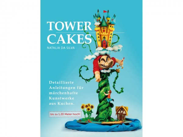 Tower Cakes - Natalia Da Silva - deutsch