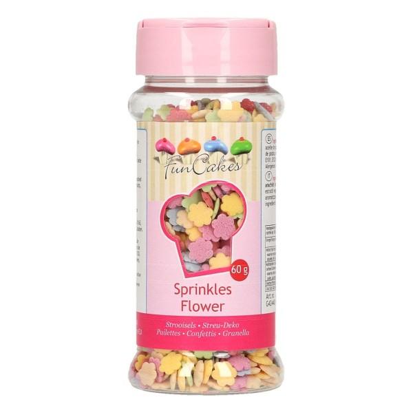 Funcakes Confetti Blumen