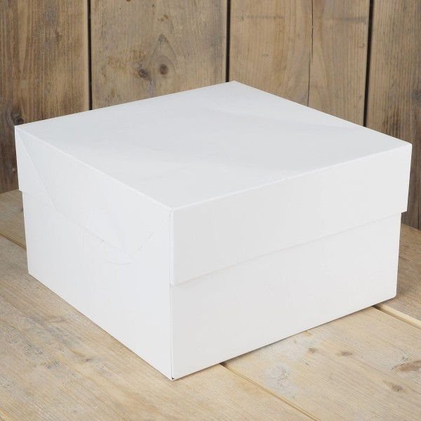 Tortenbox 40 x 40 x 15cm