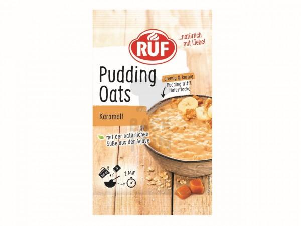 Pudding Oats Karamell 64g