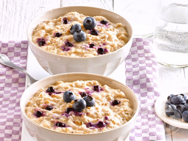 Porridge Blueberry-Joghurt 65g
