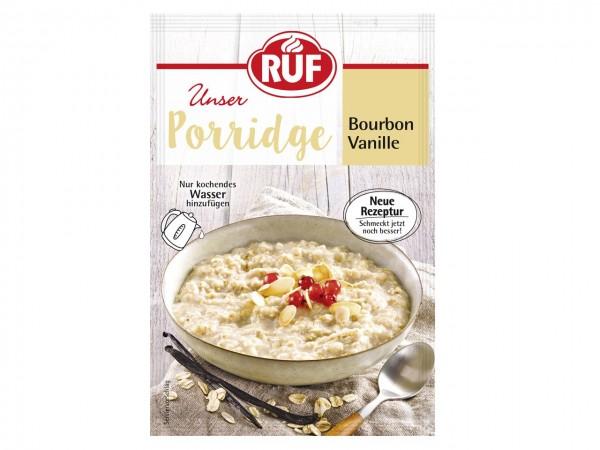 Porridge Bourbon Vanille 65g