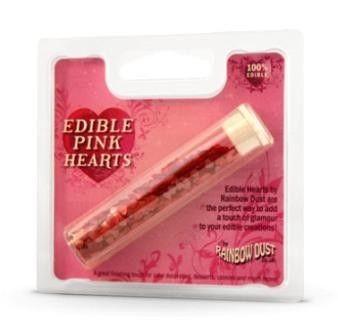 RD Edible Herzen Pink 2g