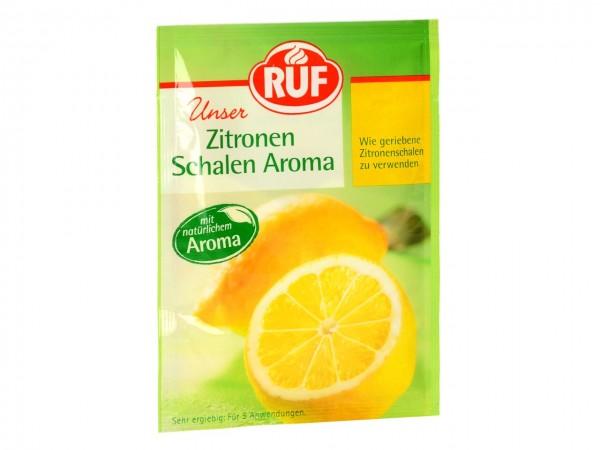 Zitronen Schalen Aroma 20g