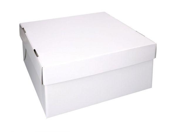 Tortenbox 41 x 41 x 15cm 5er Set