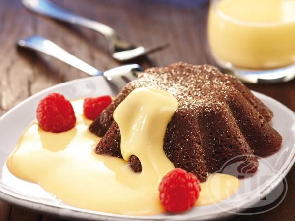 Soßenpulver Vanille zum kochen 2,5 kg Beutel
