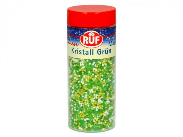 Dekor Kristall grün 85g