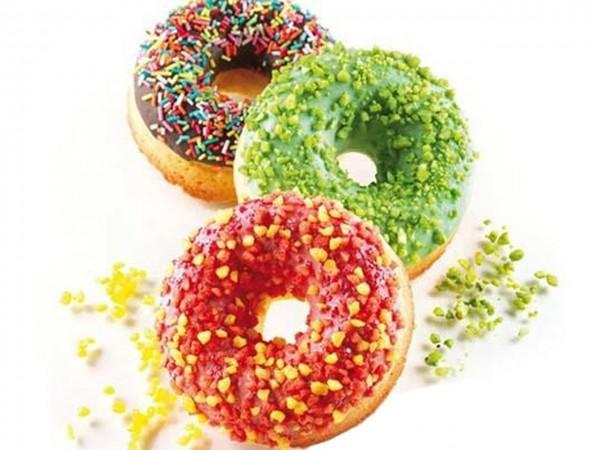 Donuts Silikonform