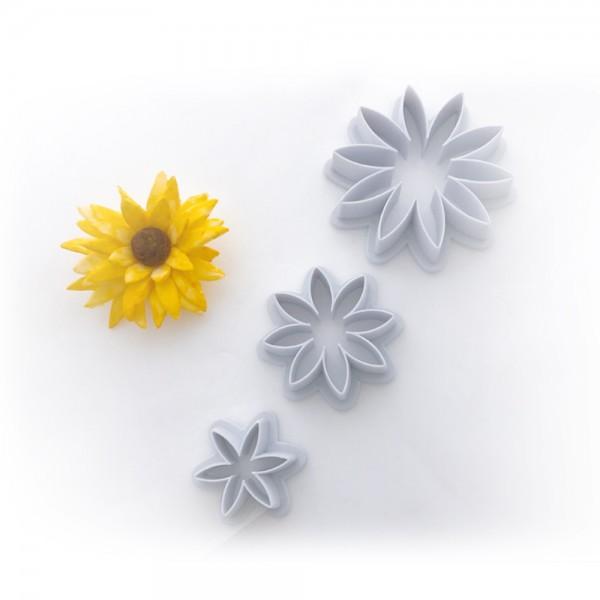 Sonnenblumen Ausstecher Set