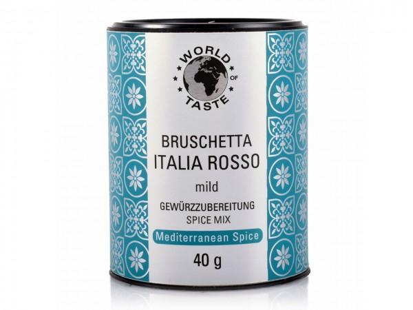 Bruschetta Italia Rosso Rub 60g